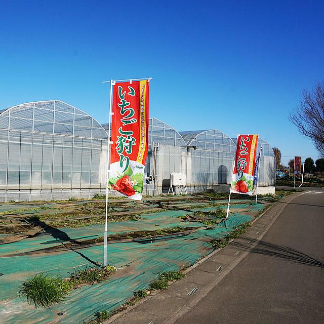 ひるま農園外観